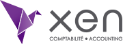 XEN Logo Footer